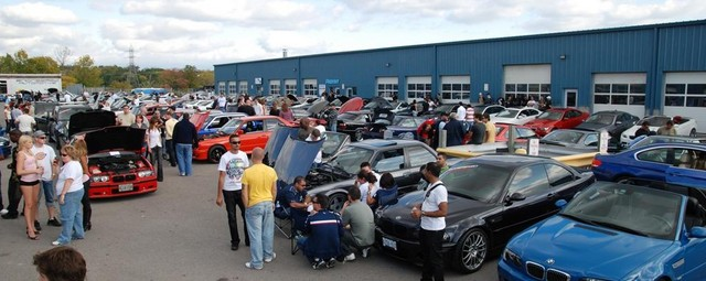 Bimmercruise 08 at Industrial Park 311 Hopkins St, Whitby