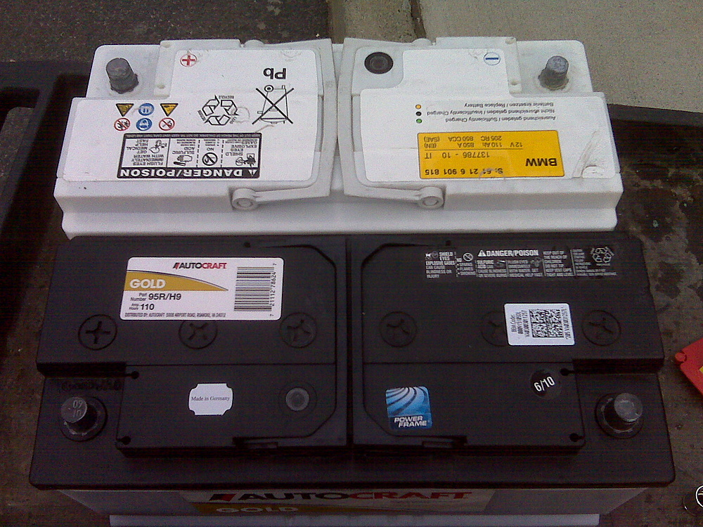 03 E39 M5 Battery Where To Buy Maxbimmer Forums