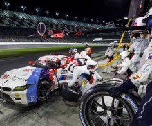 BMW Team RLL finishes second and fourth at Daytona